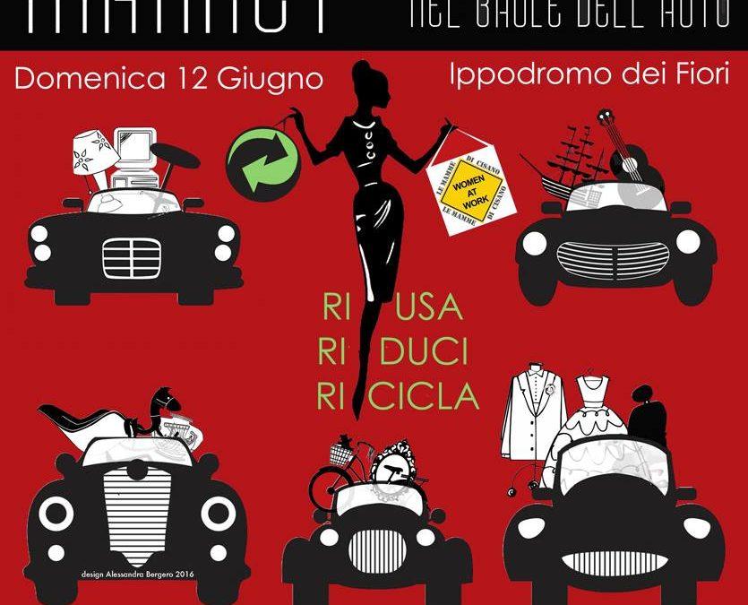 Car Boot Market-Mamme di Cisano
